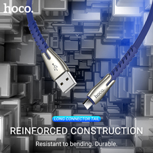 hoco usb micro usb cable charging data sync wire cable for Samsung Xiaomi Android charger cord 2.4A flat cable wire charger цена