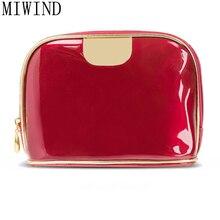 MIWIND косметички Макияж сумка женская сумочка косметички Maquiagem Feminina Maleta de Maquiagem ручная сумка TDJ922
