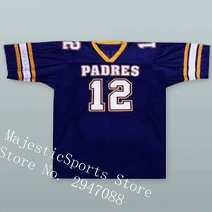 Brady High School Football Jersey Tom S-3XL Stitch Sewn American Football  Jersey 36744c723