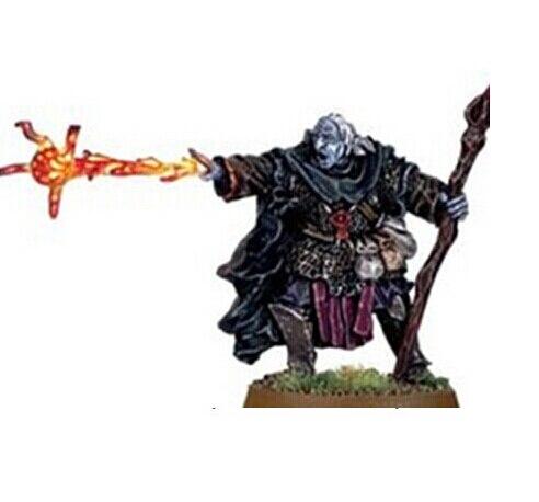 Lord Of The Rings Kârdush The Firecaller Free Shipping Figure Metal Kit  Figure Metal Kit DIY TOYS
