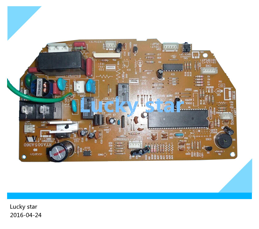 95% new for Mitsubishi Air conditioning computer board circuit board RYA505A360 A good working 95% new original for mitsubishi air conditioning computer board mhn505a018a circuit board