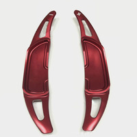 1 set Metal Paddle Shifter Extension Part for Mercedes Benz AMG GLC A45 CLA45 C CLS E GLS GLE S SL63 Car Accessories