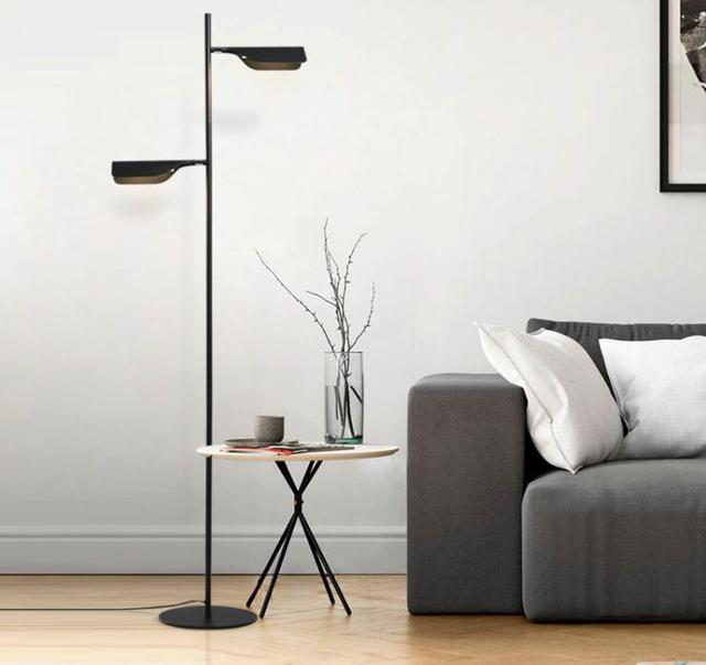 Living Room Standing Lamp Remodeled Rooms 2017 New Modern Floor Bedroom Light For Home Lighting