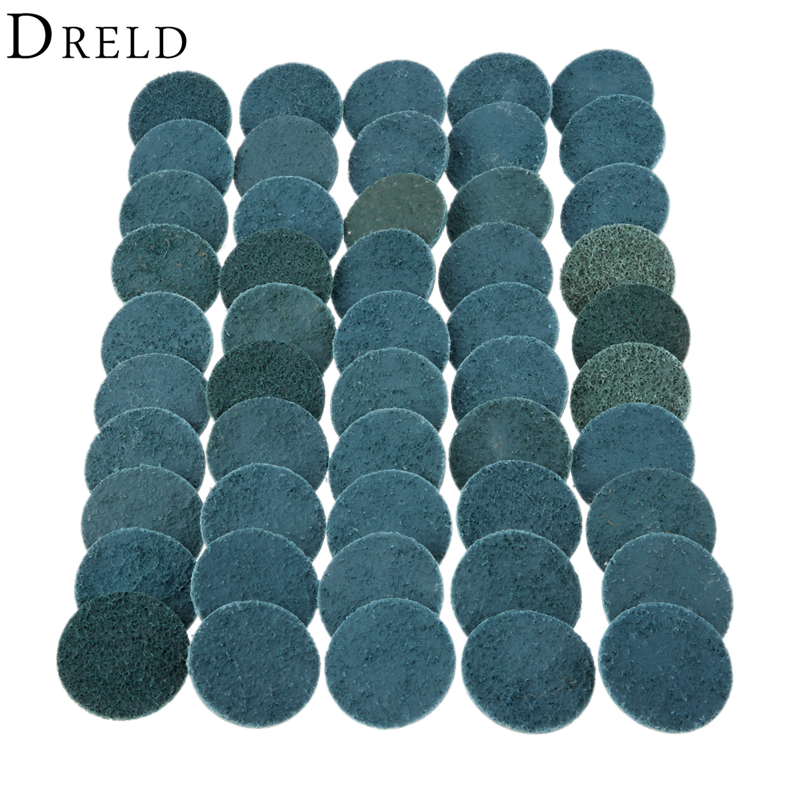 DRELD 50 Pçs/lote 50mm 2