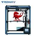 2019 mais novo atualizado tronxy x5sa 3d impressora tela sensível ao toque auto nivelamento filamento sensor hotbed tamanho 330*330mm