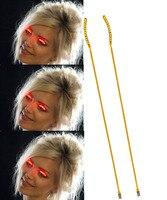 LED Eyelashes Eyelid False Eyelashes For Fashion Icon Saloon Pub Club Bar Party High Quality OutTop
