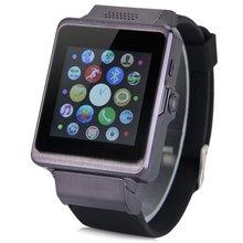 Heißer verkauf! heißer verkauf 2016 Mode Smartwatch UPro P6 Smart Watch Phone Bluetooth Intelligente Armbanduhr Mit 0.3MP Kamera Einzel S