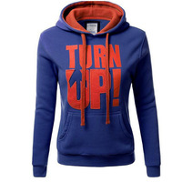 Nowy Produkt Jesienią I Zimą Z Długim Rękawem Sweterek Bezpośrednio Typu Rurki Nawet Kapelusz Luźne Bluzy