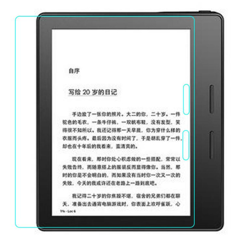 Tempered Glass Screen Protector For Amazon Kindle Oasis 2016 2017 6.0 7.0 inch 6 7 Tablet Protective Film