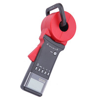 Hot Sale Clamp on Ground Earth Resistance ETCR2100+ 0.01 1200ohm 99Sets Stored Data Digital High Precision Resistance Tester