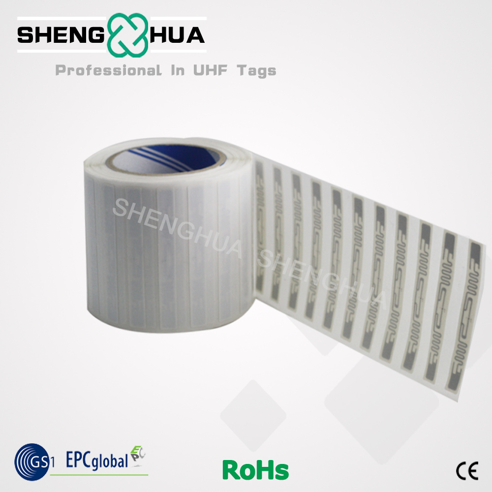 860~960mhz Rfid Tag Memory Uhf Label----2000pcs/roll In Short Supply Iot Devices