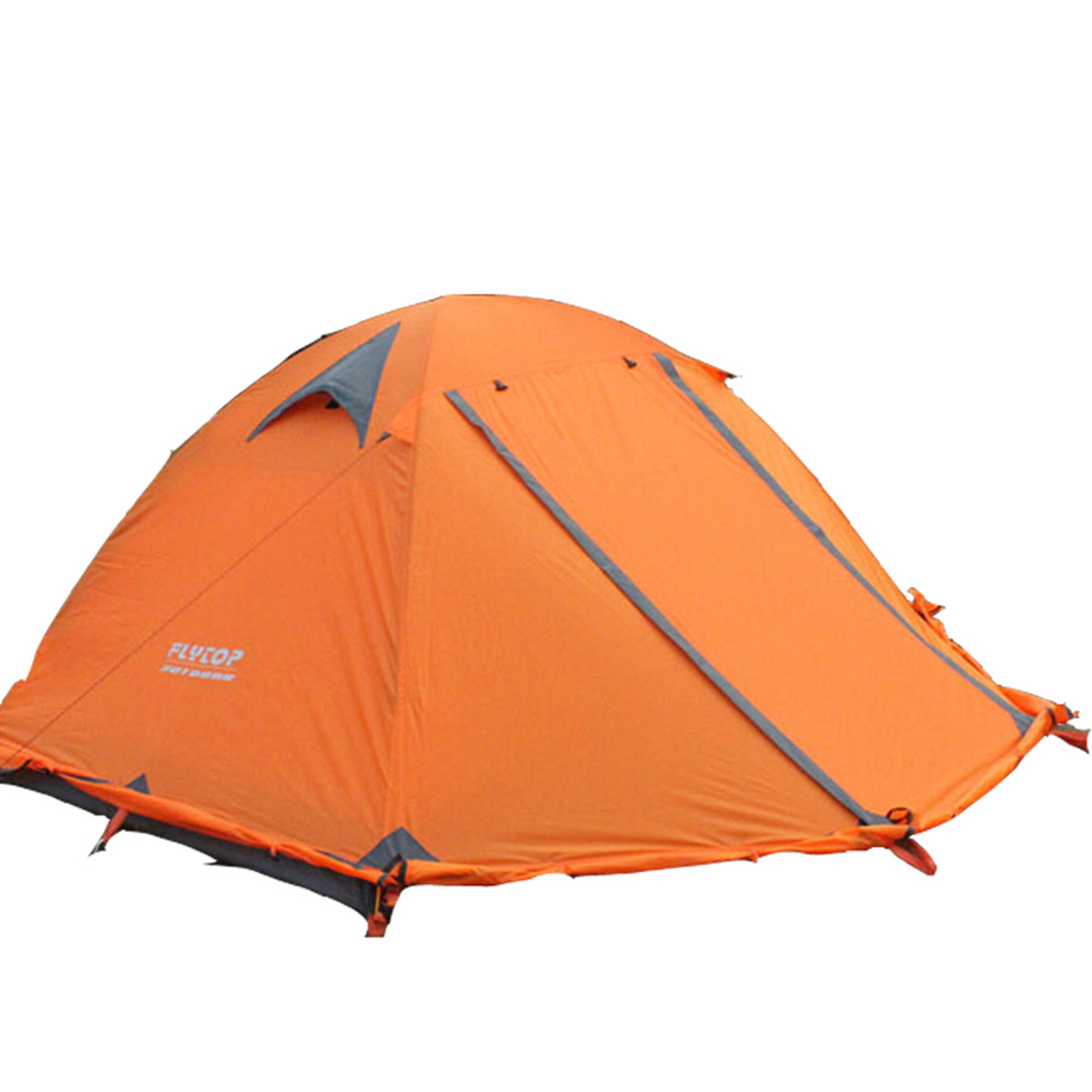 Outdoor Camping Tent For Rest Travel 2Persons Double Layer Windproof Waterproof Winter Professional Camp Tourist TentOutdoor Camping Tent For Rest Travel 2Persons Double Layer Windproof Waterproof Winter Professional Camp Tourist Tent