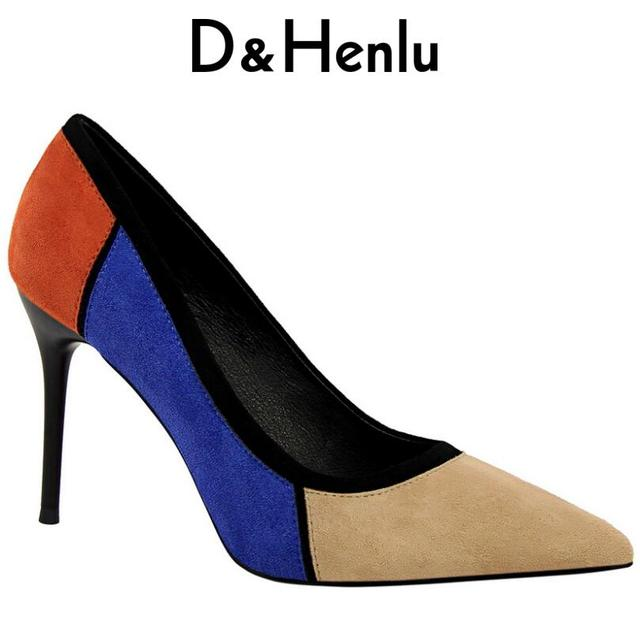2018 Summer Shoes Woman Sweet Women Party Wedding Shallow Mouth ladies shoes Comfortable casual Thin High Heel Pumps 1368-2(5 cheap 2015 brand new unisex sale online 2014 newest sale online bQTsLxLaF