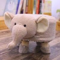 1 pc 35cm Kawaii Pig Monkey Bear Cattle Rabbit Koala Animal Plush Toy Soft Baby Seat Safety Sofa Girl Birthday Gift for Children
