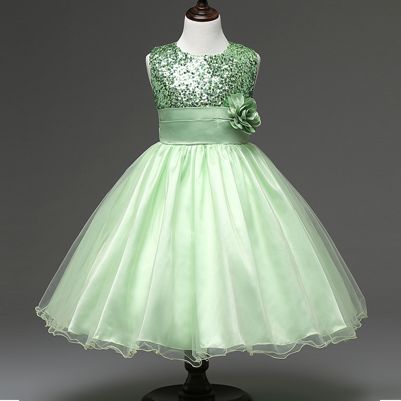 child bridesmaid dresses baby clothing princess flower ...
