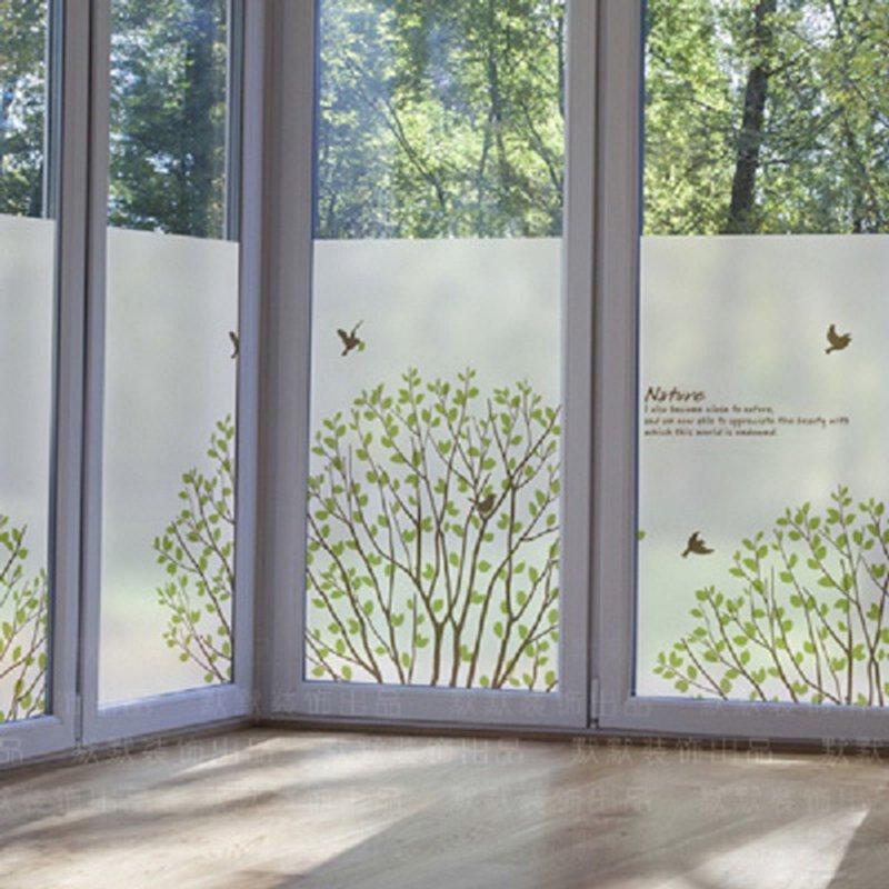 Opaque Window Film Gloremacom - Window stickers for home singapore