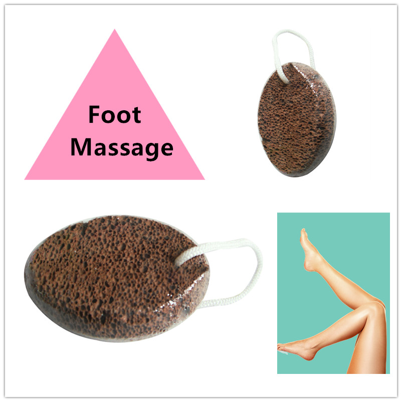 Natural Paddle Cushion Massage Brush Earth Lava Pumice Stone Remove Dead Skin Foot Massage manitobah мокасины paddle suede женские серый