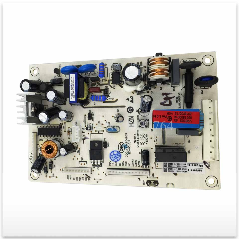 100 new for Haier frequency refrigerator computer board circuit board BCD 318W 0061800014 driver board good