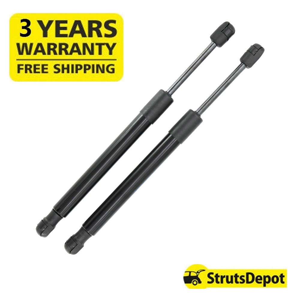 2Pcs For Audi A6 C6 Sedan 2005 2006 2007 2008 2009 2010 2011 Rear Trunk Tailgate Lift Supports Gas Struts Gas Spring image