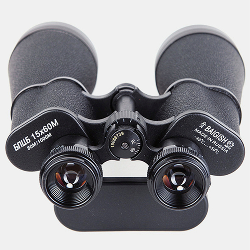 Image 4 - ALL Metal HD Binoculars Military Binocular Lll Night Vision Telescope Wide angle pocket min Russian zoom Monocular Baigish 20X50-in Monocular/Binoculars from Sports & Entertainment