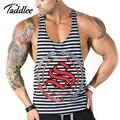 Hombres Tank Top Camisetas Singlets Aptitud Tanque Del Chaleco Sin Mangas Ocasional de Los Hombres T shirt Gasp Hip Hop Mens O-cuello de la Parte Superior Tees