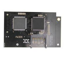لوحة محاكاة محرك الأقراص الضوئية لآلة لعبة تيار مستمر الجيل الثاني المدمج في استبدال القرص الحر لكامل جديد GDEMU Gam