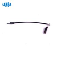 FRETE GRÁTIS Rear Brake Pad Desgaste Do Sensor sensor de sensor de pastilha de freio do Freio de Disco OEM: 1635401417 para Mercedes Benz W163/G500|Sensores e interruptores| |  -