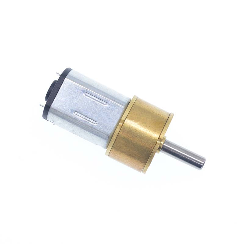 DC 1.5V 3V 6V 2000RPM N20 Mini Full Metal Gear Motor Speed Micro Reducer Motor
