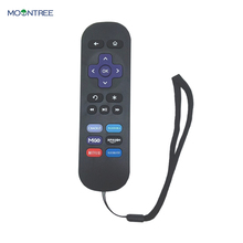 NEW Remote Control for Roku Media Player Box Remote Control Replacement ir for Roku 1 2 3 4 Lt Hd Xd Xs Xds for Roku 6 brand new original remote control replacement rav273 we45840 eu for yamaha power amplifier remote control