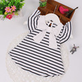 Princess Dress Girl 2016 New Brand Baby Girls Striped Vest Dresses Tutu Kids Clothes For 0-2 Year Birthday Party Wear Toddler