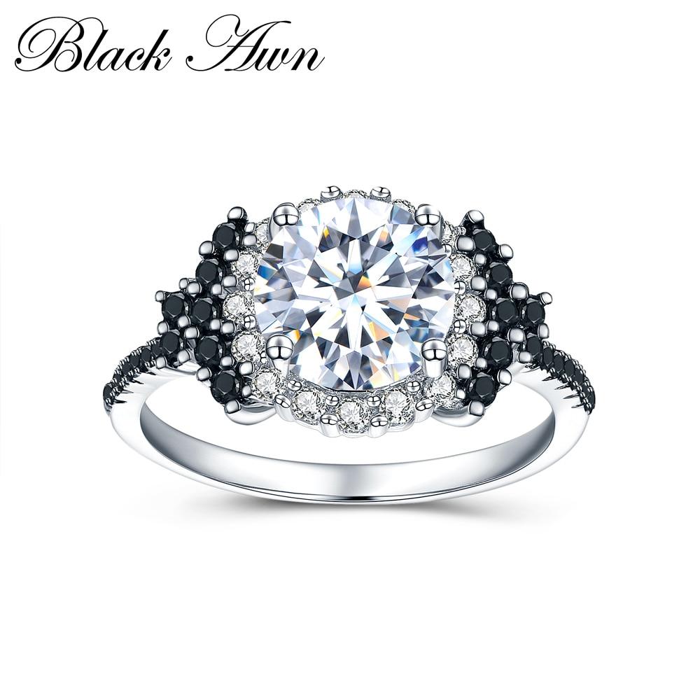 [ΜΑΥΡΟ AWN] 925 ασημένια κοσμήματα - Κοσμήματα - Φωτογραφία 2