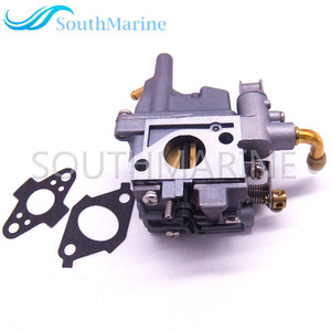 Image 2 - Buitenboordmotor F2.6 04000200 Carburateur Assy en F2.6 04000018 F2.6 04000010 Pakkingen voor Parsun 4 takt F2.6 Boot Motor