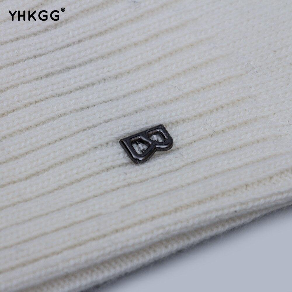 YHKGG 2018 Әйелдер Күз Қысқы Қысқы - Киімге арналған аксессуарлар - фото 6