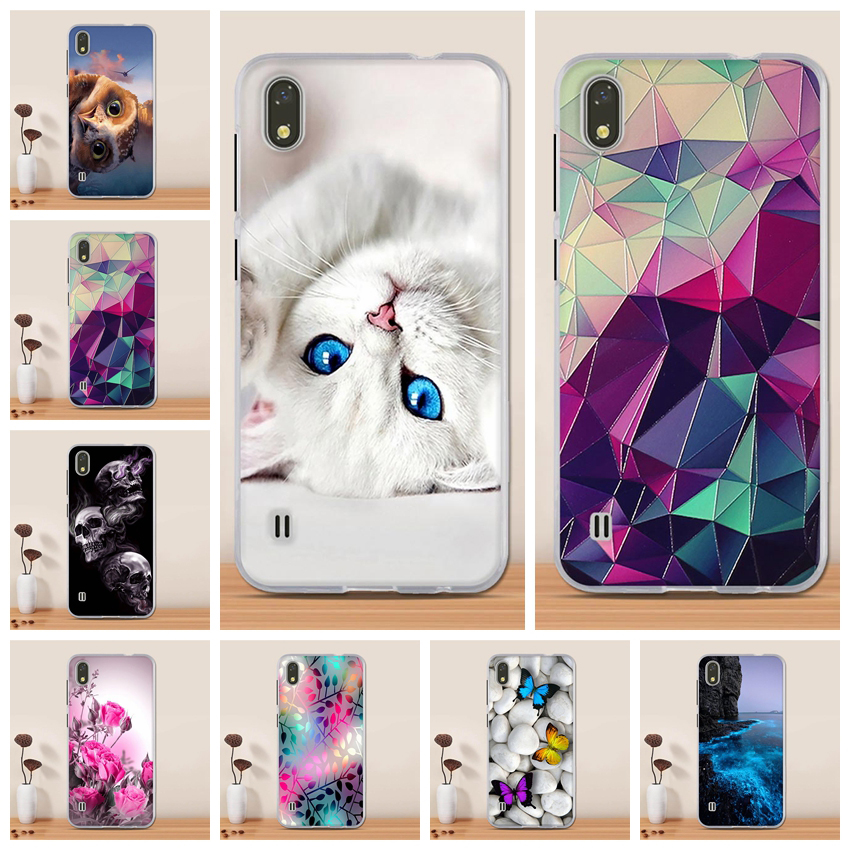 For ZTE Blade A530 Case Cover Soft TPU Phone Case for ZTE A530 Cover Bumper Housing Back Cover for ZTE Blade A530 Silicone Case