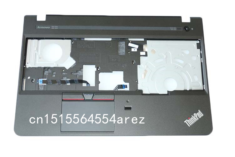 New laptop Lenovo ThinkPad E550 Touchpad Palmrest cover/The keyboard cover with Fingerprint FRU 00HT611