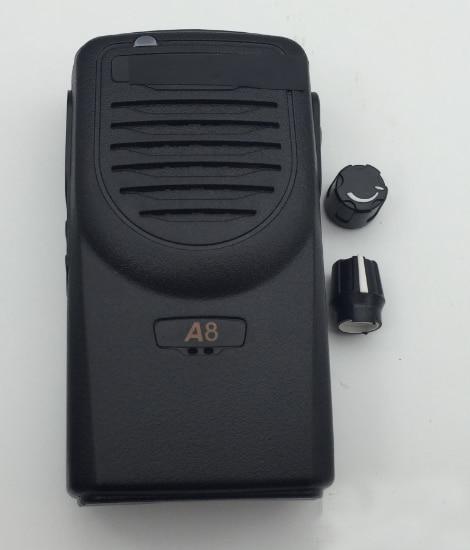 Volume Control knob And Channel Selector Knob Cap For Motorola Saber I IE II III