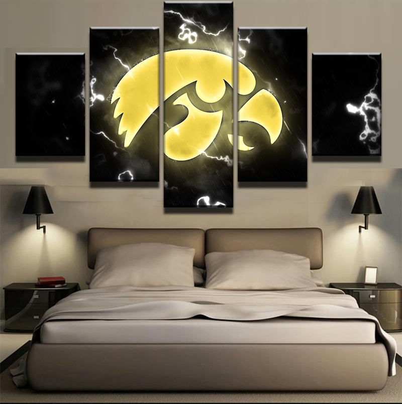 5 Pieces/Set Wall Art Picture Modern Home Decoration Living Room ...