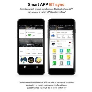 "Image 5 - Смарт часы Lokmat X360 4G LTE для мужчин 3gb32гб MT6739 Android 7,1 1,6 ""сенсорный экран Bluetooth GPS 5.0MP Видеозвонок 620 мАч умные часы"