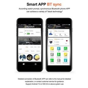 """Image 5 - Lokmat x360 4g lte relógio inteligente homem 3gb32gb mt6739 android 7.1 1.6 """"tela de toque bluetooth gps 5.0mp chamada de vídeo 620mah smartwatch"""