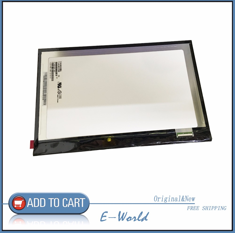 Original 10.1inch LCD screen CLAA101FPOB XG CLAA101FP0B XG for tablet pc free shipping original 7 inch 163 97mm hd 1024 600 lcd for cube u25gt tablet pc lcd screen display panel glass free shipping