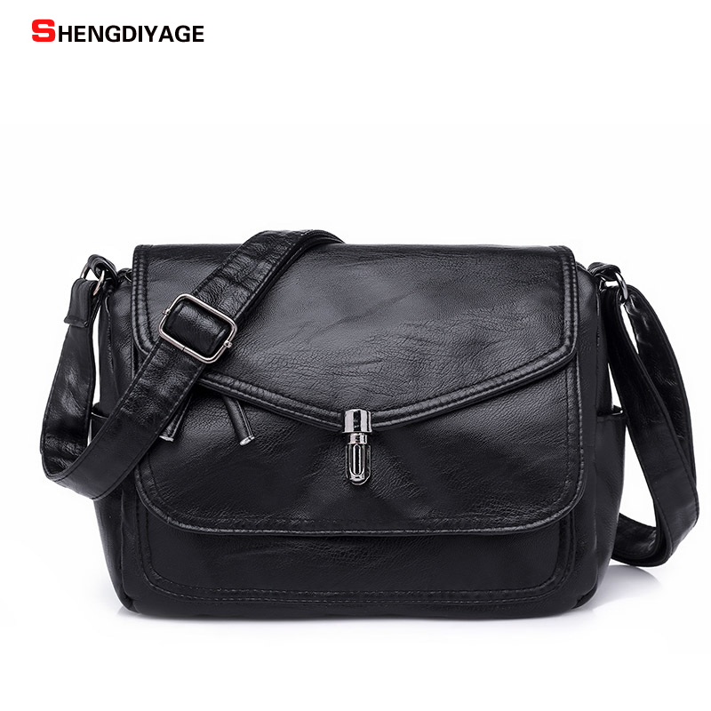 Luxury Handbags Women Bags Designer Genuine Leather Women Shoulder Bag Famale Crossbody Bag Women Messenger Bags sac a main women tote bag designer luxury handbags fashion female shoulder messenger bags leather crossbody bag for women sac a main
