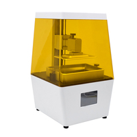 High Precision 3D Printer Photon 2K LCD Touch Screen High Speed 5 10S/layer SLA/LCD Light curing Printer for Jewelry Modeling