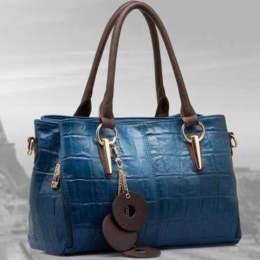 Hot Casual 2017 Polo Bag Pu Leather Handbag Women Handbags Shoulder Messenger