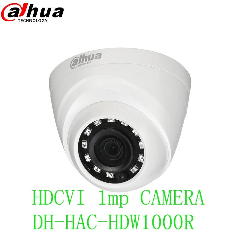 DAHUA HDCVI 1MP camera dome HAC-HDW1100R mini Camera CMOS 720P lens6mm IR 20M IP66 security camera HDW1100C dahua hdcvi 1mp camera hac hdw1100c dome cmos 720p lens6mm ir 20m ip66 security camera hdw1100c