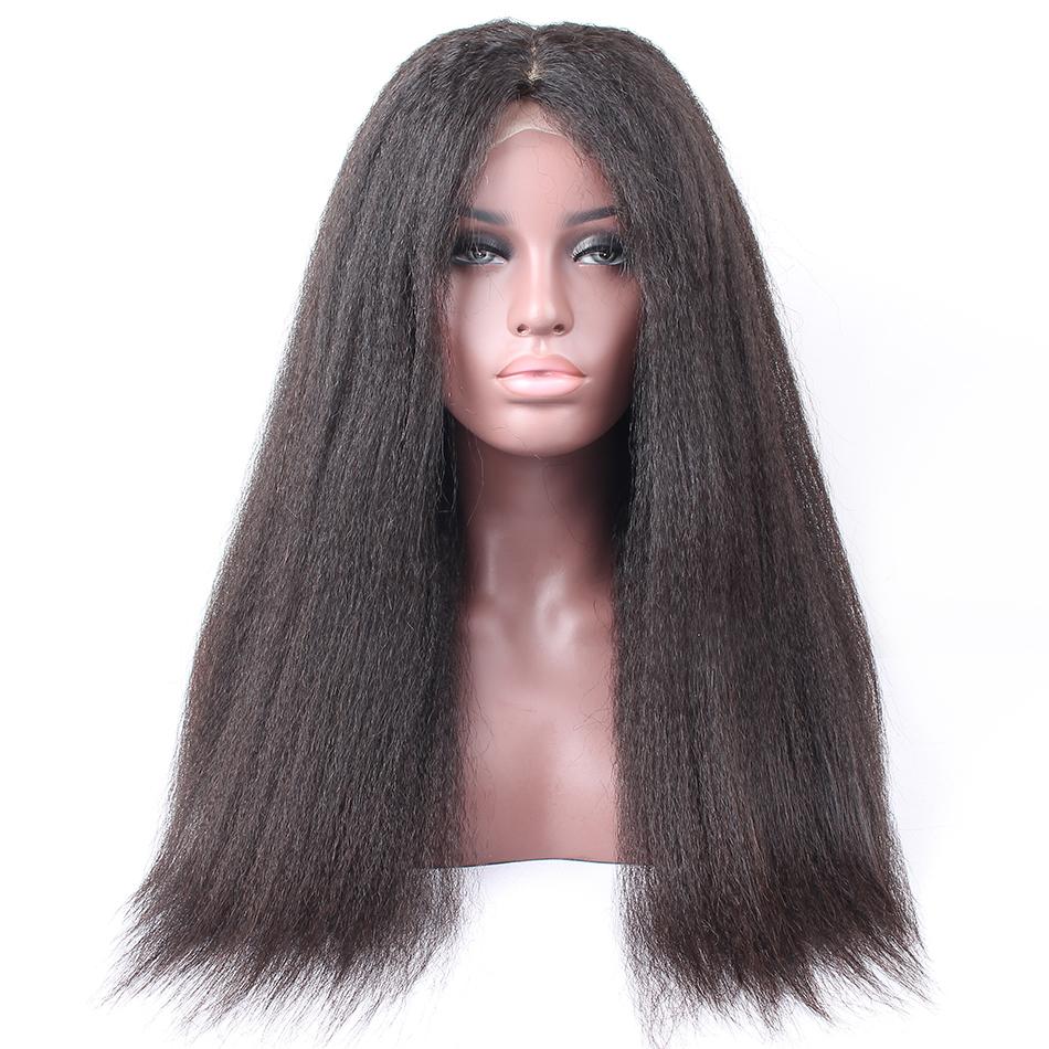 lace front human hair wigs for black women brazilian malaysian indian peruvian virgin hair (8)