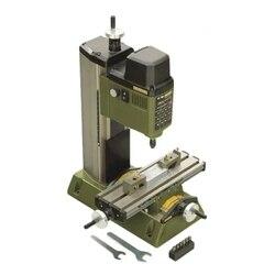 220 V 100 W PROXXON mini frezarka wiercenia mini pulpit MF70 ławka wiertarka