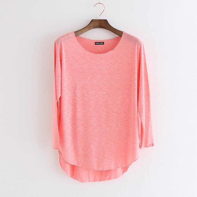 Blusa loose t-shirt 11