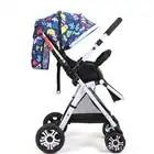 Leggero Bidirezionale Bambino Passeggino Pieghevole Auto Ombrello Può Sedersi Può Mentire Ultra Luce Portatile in Aereo Chidren Carrozzina - 3