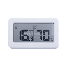 EXPED SMART simple electronic digital thermometer dry hygrometer Study room  Baby and
