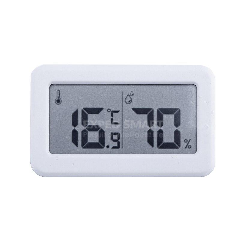 Termómetro digital electrónico simple inteligente expandido higrómetro seco sala de estudio termómetro y higrómetro para habitación de bebé